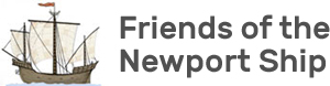 Friends of the Newport Ship logo